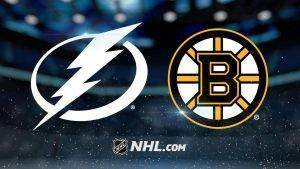 lightning vs bruins