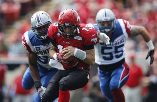 Montreal Alouettes v Calgary Stampeders