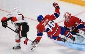 Washington Capitals vs Montreal Canadiens Predictions & Betting Odds