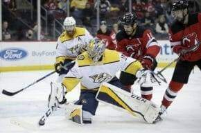 Calgary Flames vs Nashville Predators
