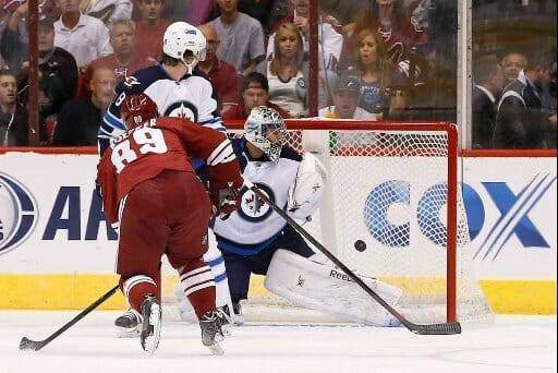 Winnipeg Jets vs Arizona Coyotes