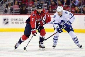 Toronto Maple Leafs vs Washington Capitals Prediction & Betting Odds - NHL Preview