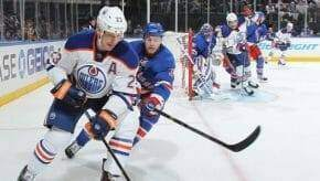 New York Rangers vs Edmonton Oilers