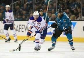 San Jose Sharks vs Edmonton Oilers Match Preview & Betting Odds