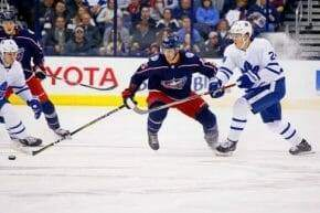 Columbus Blue Jackets vs Toronto Maple Leafs Match Preview & Betting Odds