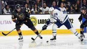 Toronto Maple Leafs v Vegas Golden Knights