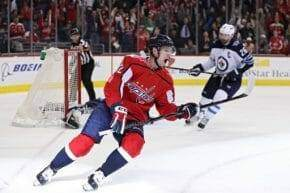 Winnipeg Jets vs. Washington Capitals Match Preview & Betting Odds