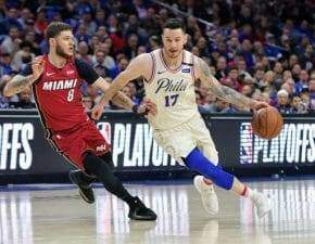 Miami Heat v Philadelphia 76ers - Game Five
