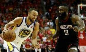 Rockets vs. Warriors Match Preview & Betting Odds 2018/19