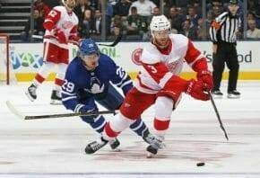 Toronto Maple Leafs vs Detroit Red Wings Match Preview & Betting Odds