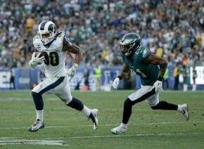Eagles vs. Rams Match Preview & Betting Odds 2018/19