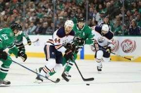 Dallas Stars vs Edmonton Oilers Match Preview & Betting Odds 2018/19