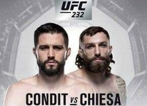 Carlos Condit Vs Michael Chiesa Odds and Betting Preview