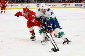 Vancouver Canucks vs Detroit Red Wings Match Preview & Betting Odds 2019