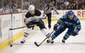 Vancouver Canucks vs Edmonton Oilers Match Preview & Betting Odds 2019