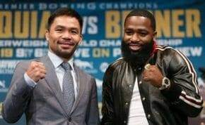 Manny Pacquiao Vs Adrien Broner Betting Odds