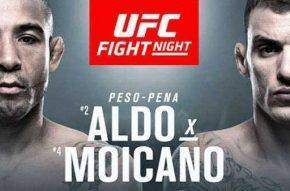 José Aldo vs Renato Moicano Odds and Betting Preview