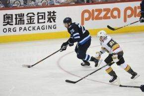 Vegas Golden Knights v Winnipeg Jets
