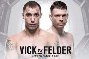 James Vick Vs Paul Felder Odds and Betting Preview