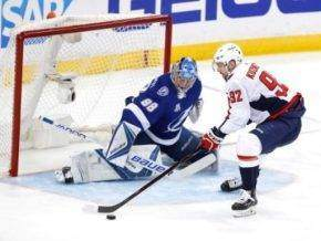 Tampa Bay Lightning vs Washington