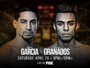 Danny Garcia vs Adrian Granados Prediction & Betting Odds