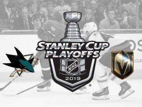 San Jose Sharks vs Vegas Golden Knights odds