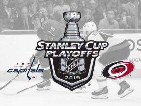Washington Capitals vs Carolina Hurricanes odds