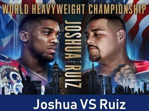 Anthony Joshua vs Andy Ruiz Jr Prediction