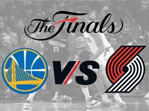 Warriors vs Portland