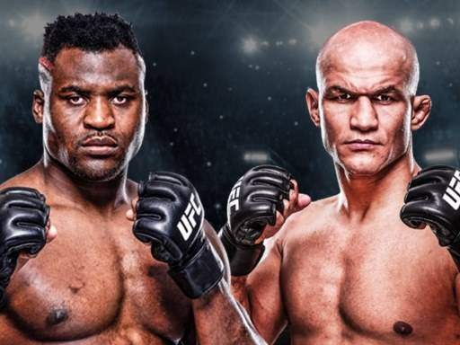 Francis Ngannou vs Junior dos Santos Prediction & Betting Odds - UFC on ESPN 3