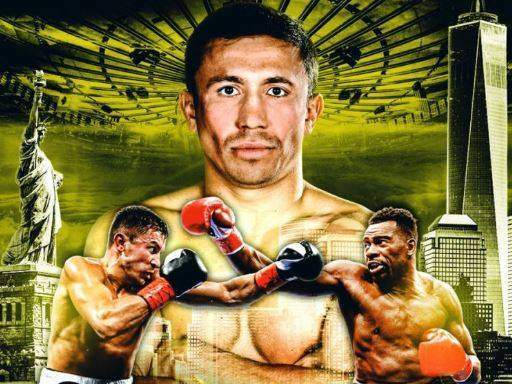 Gennady Golovkin vs Steve Rolls Prediction
