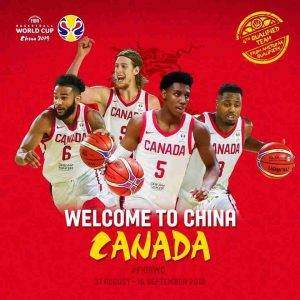 Canada Basketball Team