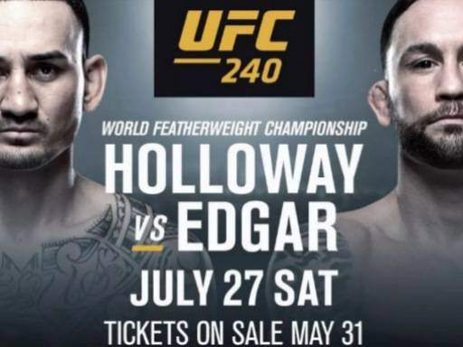 Frankie Edgar Vs Max Holloway Prediction & Betting Odds