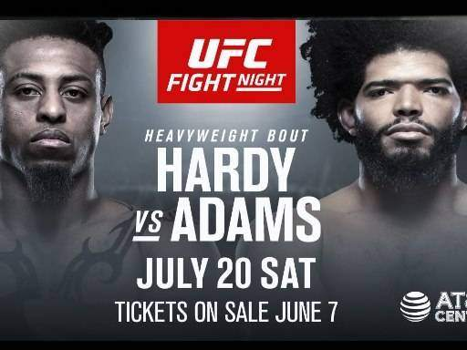 Greg Hardy Vs Juan Adams Prediction & Betting Odds
