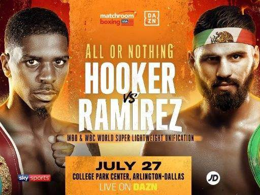 Jose Ramirez vs Maurice Hooker Prediction & Betting Odds