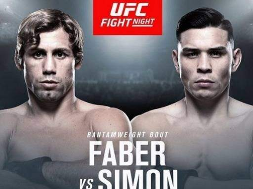 Urijah Faber vs Ricky Simon Prediction & Betting Odds