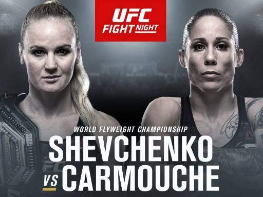 Valentina Shevchenko vs Liz Carmouche Prediction & Betting Odds
