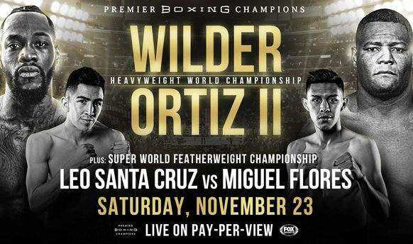 Deontay Wilder vs Luis Ortiz Predictions & Betting Odds - Boxing Tips