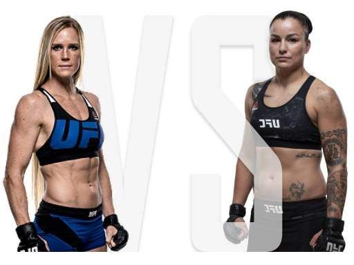 Holly Holm vs Raquel Pennington Predictions