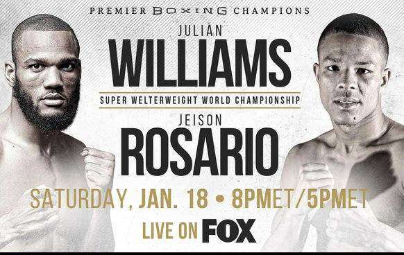 Julian Williams vs Jeison Rosario Predictions & Betting Odds - Boxing Tips