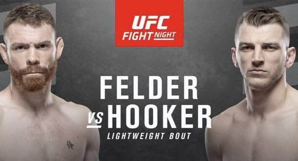 Paul Felder vs Dan Hooker Predictions & Betting Odds - UFC Fight Night 168 Tips