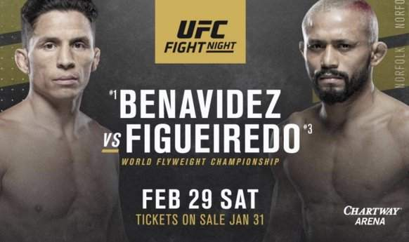 Joseph Benavidez vs Deiveson Figueiredo Predictions & Betting Odds - UFC Picks